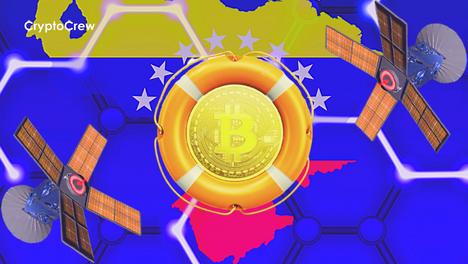 En Venezuela ya no es necesario el Internet para usar Bitcoin.