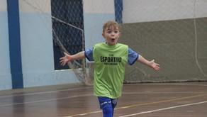 Clube Esportivo intensifica atividades nas categorias de base e escola de futebol