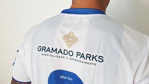 Esportivo e Gramado Parks fecham patrocínio