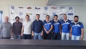 Comissão técnica e diretoria alinham preparação para a temporada 2021