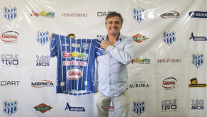 Clube Esportivo anuncia Luiz Carlos Winck como treinador para temporada 2021