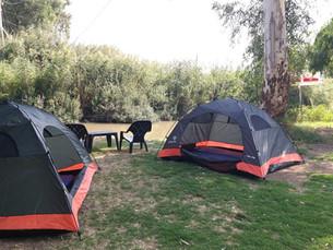 אוהלים על הנחל