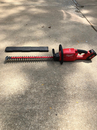 Milwaukee Electric Hedge Trimmer