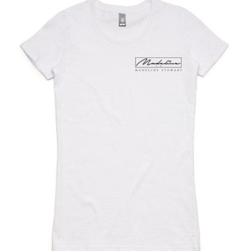 White Women's T Shirt