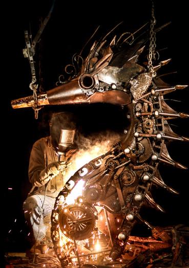 The Dwarf Seahorse