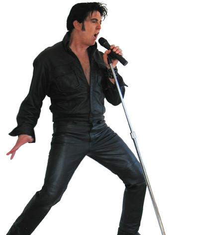 Jed Duvall--Elvis, the '68 Comeback