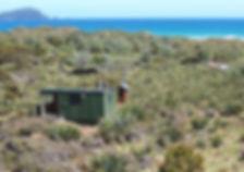 Stewart Island Hunting Hut