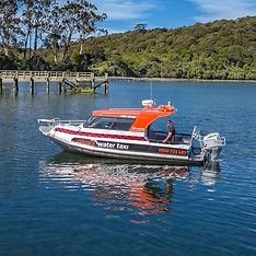 Ulva Island Water Taxi