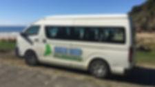 Stewart Isand Bus Tour