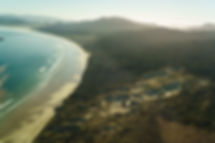 Stewart Island Beach Flying