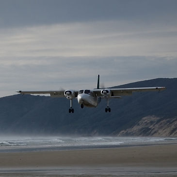 Islander Landing Mason Bay Stewart Island