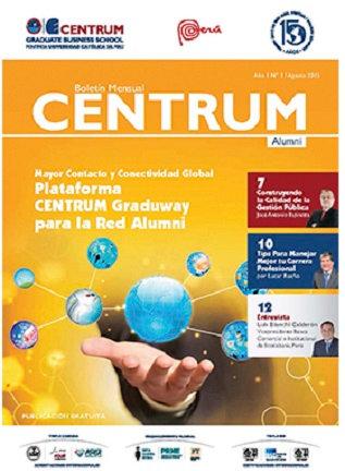 Boletín CENTRUM Alumni N° 3