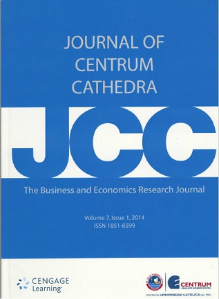 Journal of Centrum Cathedra 2014; Vol. 7(1)
