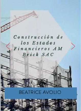 Construcción de los Estados Financieros AM Brick SAC