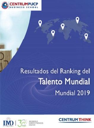 Resultados del Ranking del Talento Mundial 2019