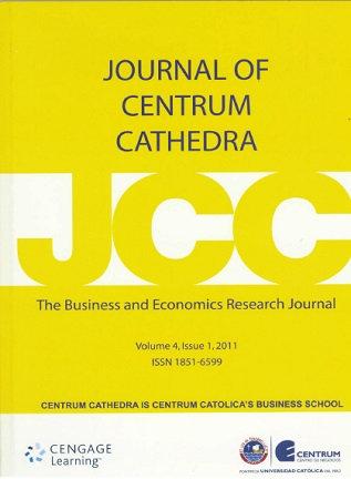 Journal of Centrum Cathedra 2011; Vol. 4(1)