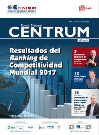 Boletín CENTRUM Alumni N° 19