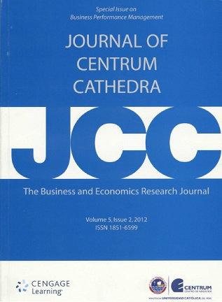 Journal of Centrum Cathedra 2012; Vol. 5(2)