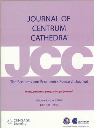 Journal of Centrum Cathedra 2010; Vol. 3(2)