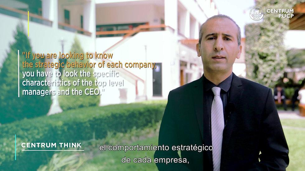 Corporate entrepreneurship strategy: an analysis of top...