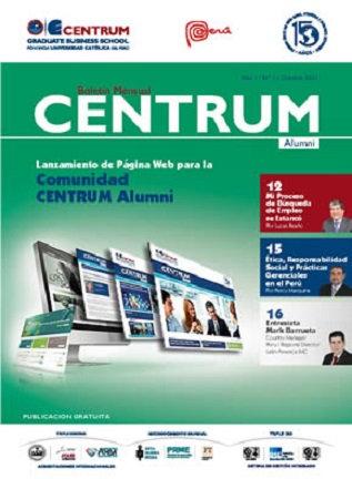 Boletín CENTRUM Alumni N° 5
