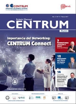 Boletín CENTRUM Alumni N° 17