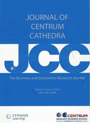 Journal of Centrum Cathedra 2014; Vol. 7(2)