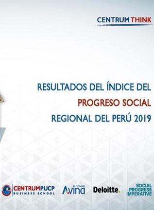 Índice del Progreso Social de Regional del Perú 2019