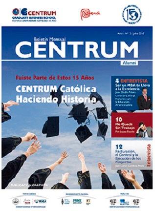 Boletín CENTRUM Alumni N° 2
