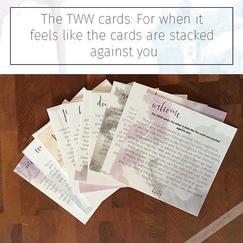 TWW Cards