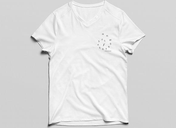 "T - Shirt "" drah di aussa "" Uhr"