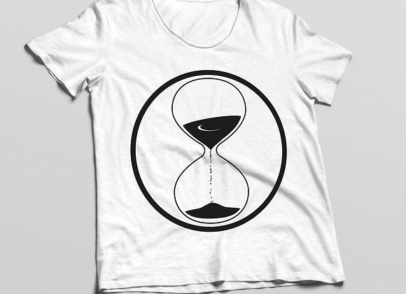 """T - Shirt Unisex """"Sanduhr"""""""