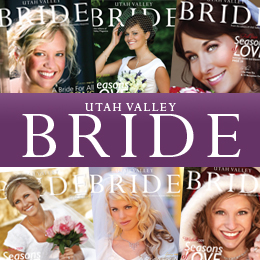 Utah Valley Bride Magazine