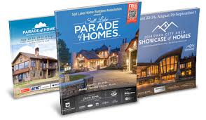 Parade of Homes Magazines
