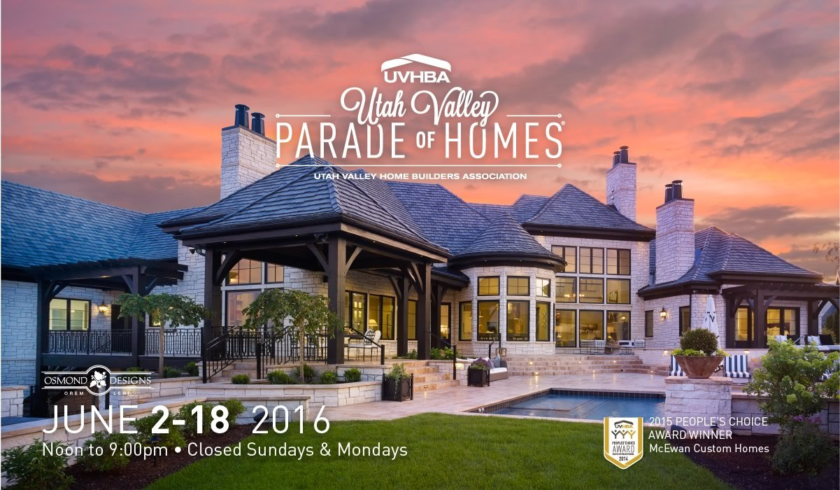 Utah Valley Parade of Homes