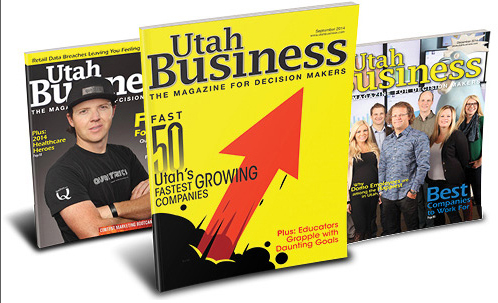 Utah Business Magazine