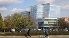 Dnes - 2. 5. 2017 - se slavnostně otevírá budova Českého institutu informatiky, robotiky a kyberneti