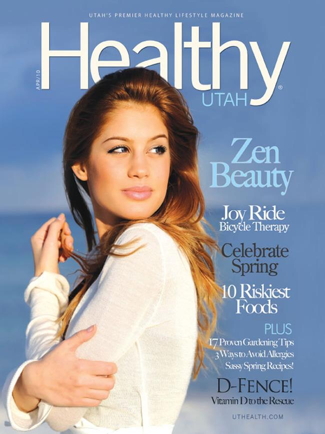 Healthy Utah Magazine