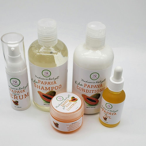 Madison's Delight Papaya products