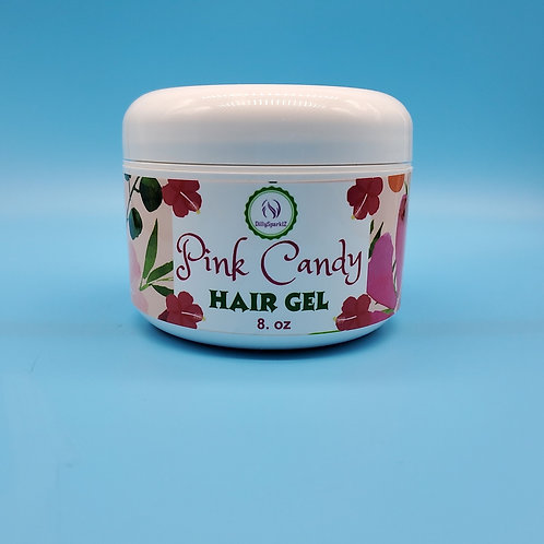 Pink Candy Hair Gel