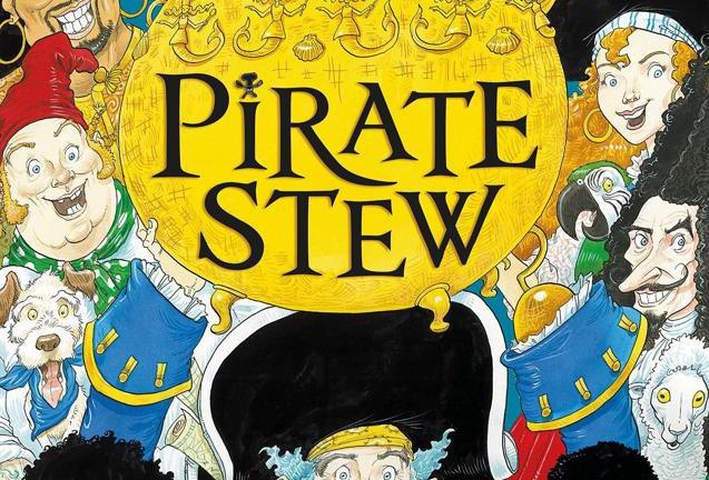Pirate Stew, Neil Gaiman & Chris Riddell