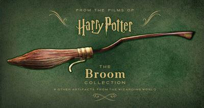Harry Potter: The Broom Collection & Other Props from the Wizarding World