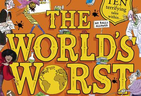 The World's Worst Teachers, David Walliams
