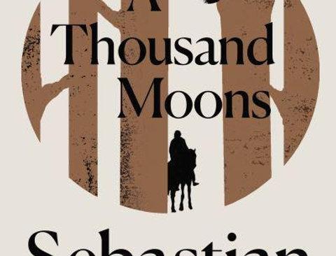 A Thousand Moons, Sebastian Barry