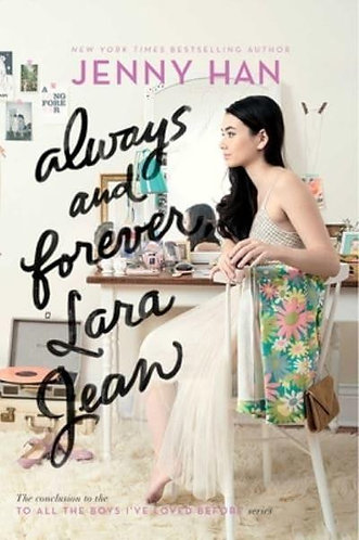 Always and Forever, Lara Jean, Jenny Han (Book 3)