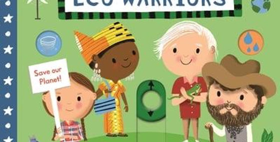 Eco Warriors - My First Heroes, Nila Aye