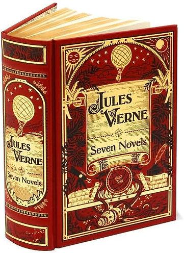 Seven Novels, Jules Verne