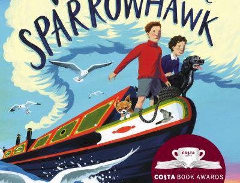 Voyage of the Sparrowhawk, Natasha Farrant, Signed