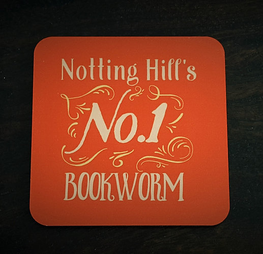 Notting Hill Bookshop Coaster 3