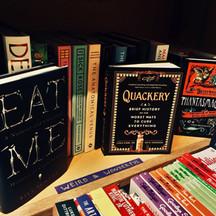 Weird and Wonderful Books
